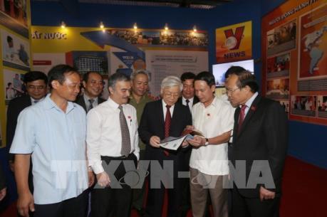 Kỷ niệm 73 năm Ngày thành lập Thông tấn xã Việt Nam