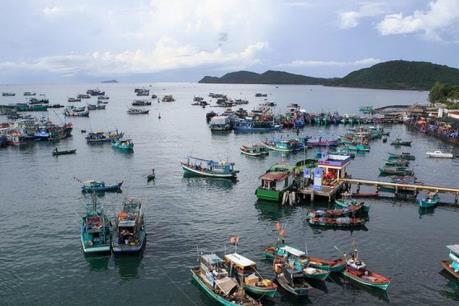 Công bố tàu cá vi phạm vùng biển nước ngoài khai thác thủy sản bất hợp pháp