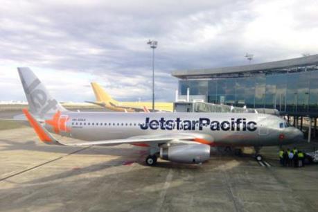 Jetstar Pacific huỷ 2 chuyến bay Hà Nội – Hongkong do ảnh hưởng bão số 6