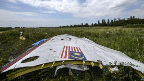 Tiết lộ nội dung ghi âm liên quan đến vụ máy bay MH17 bị bắn rơi