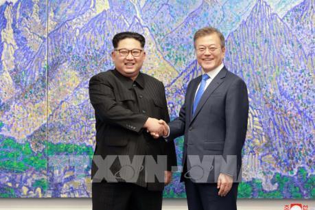 Thượng đỉnh liên Triều: Tổng thống Hàn Quốc tới Bình Nhưỡng