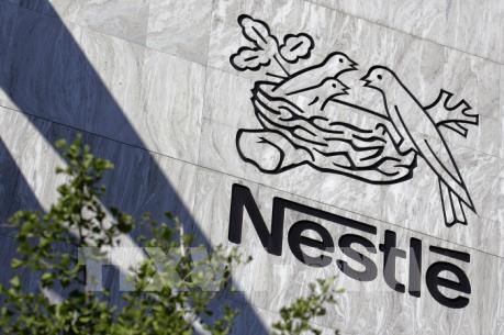 Tăng trưởng doanh thu của Nestle đạt cao nhất trong ba năm