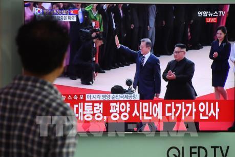 """Người dân Hàn Quốc hy vọng bước """"đột phá"""" tại Hội nghị liên Triều"""