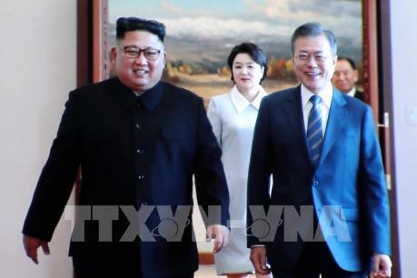 Thượng đỉnh liên Triều: Hai nhà lãnh đạo hội đàm kín