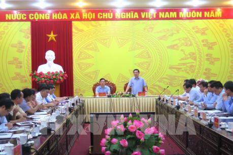 Hà Giang cần tập trung phát triển hạ tầng giao thông