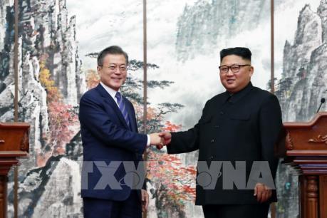 Hàn Quốc thúc đẩy hội nghị thượng đỉnh liên Triều tiếp theo