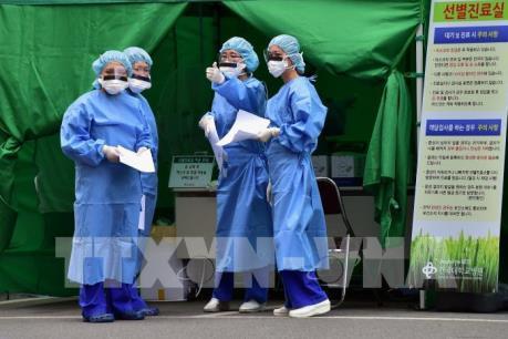 Nam công dân Hàn Quốc đi công tác về nghi nhiễm MERS