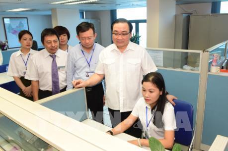 Hà Nội sẽ phát triển công nghệ thông tin xây dựng thành phố thông minh