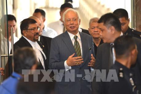 Cựu Thủ tướng Malaysia bị buộc tội danh lạm dụng quyền lực và rửa tiền