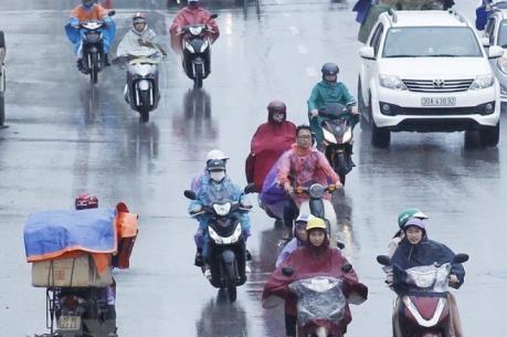 Dự báo thời tiết đêm 20/9: Hà Nội có mưa rào và dông