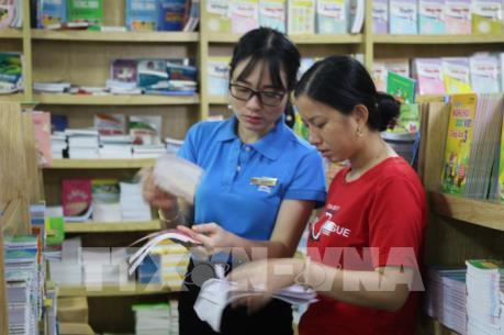 Tp Hồ Chí Minh không thiếu sách giáo khoa