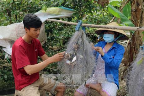 Đồng bằng sông Cửu Long mùa nước nổi - Bài 3: Làng nghề ngư cụ vào mùa