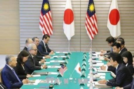 """Nhật Bản – Trọng tâm trong """"chính sách hướng Đông"""" của Malaysia?"""