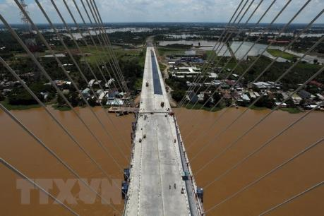 Đã có Khung chính sách hỗ trợ tái định cư dự án cầu Mỹ Thuận 2