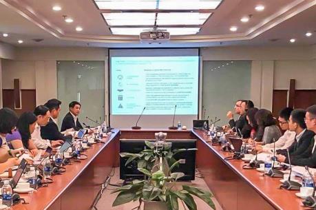 Vietcombank hướng tới áp dụng phương pháp xếp hạng nội bộ nâng cao