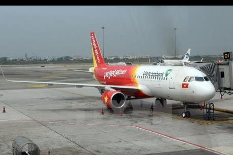 Thời tiết xấu, chuyến bay Vietjet Air bị ảnh hưởng lịch trình