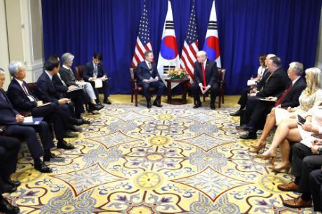 FTA song phương Mỹ-Hàn có nhiều thay đổi