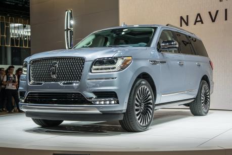 Ford né thuế bằng cách đẩy nhanh sản xuất xe Lincoln tại Trung Quốc