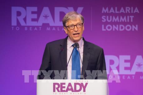 Tỷ phú Bill Gates: Cần thay đổi hệ thống tài trợ cho phát triển