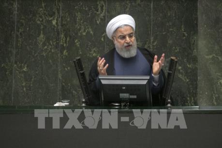 Iran chỉ trích các lệnh trừng phạt của Mỹ