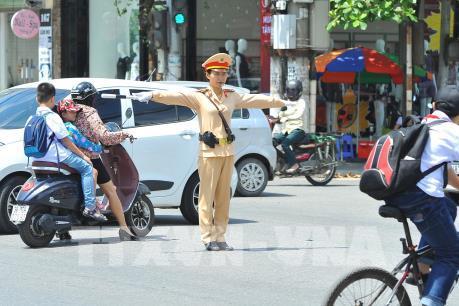 Phân luồng giao thông trong lễ Quốc tang Chủ tịch nước Trần Đại Quang tại Ninh Bình