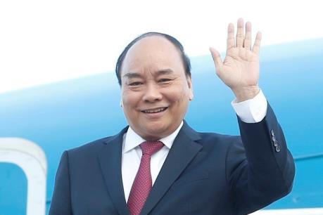 Thủ tướng Nguyễn Xuân Phúc đến Mỹ dự phiên thảo luận chung ĐHĐ LHQ khóa 73