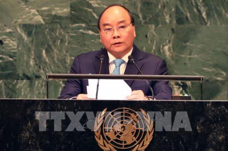 Thủ tướng Nguyễn Xuân Phúc dự Phiên thảo luận cấp cao ĐHĐ LHQ