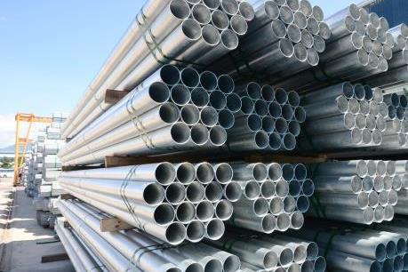 Xuất khẩu ống thép Hòa Phát tăng 16%,
