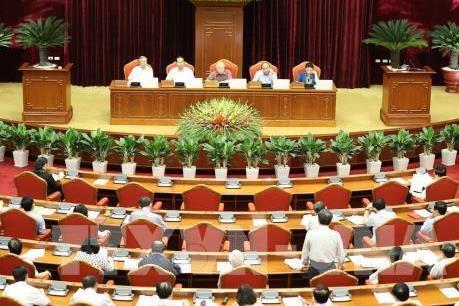 Hội nghị Trung ương 8 khóa XII sẽ diễn ra từ ngày 2-6/10