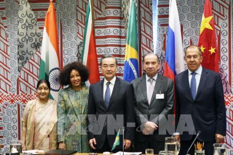 BRICS phản đối chủ nghĩa bảo hộ mậu dịch