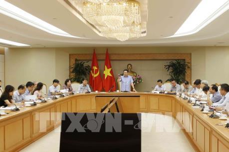 Phó Thủ tướng Vương Đình Huệ: Lạm phát vẫn trong tầm kiểm soát