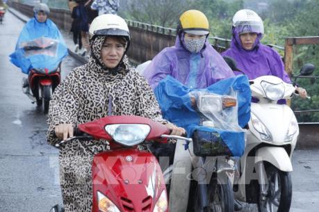 Dự báo thời tiết ngày mai 29/9: Hà Nội có mưa vài nơi, sáng và đêm trời lạnh