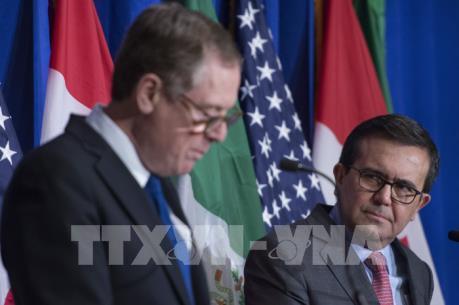 Trong 48h tới sẽ quyết định tương lai NAFTA