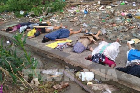 Động đất, sóng thần tại Indonesia: Hơn 1.000 người thiệt mạng