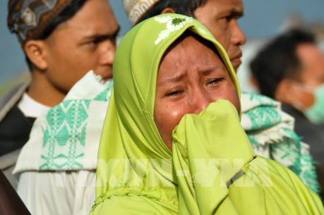 Động đất, sóng thần tại Indonesia: Nhiều khu vực vẫn bị cô lập