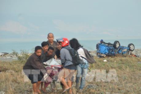 Chính phủ Indonesia chi 43 triệu USD hỗ trợ các nạn nhân động đất, sóng thần