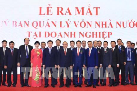 Thủ tướng Nguyễn Xuân Phúc: Khắc phục yếu kém cho khu vực doanh nghiệp Nhà nước
