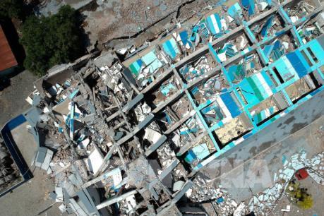 Động đất, sóng thần tại Indonesia: Nhiều nước hỗ trợ Indonesia khắc phục hậu quả