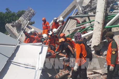 Indonesia kêu gọi quốc tế hỗ trợ khắc phục hậu quả động đất sóng thần