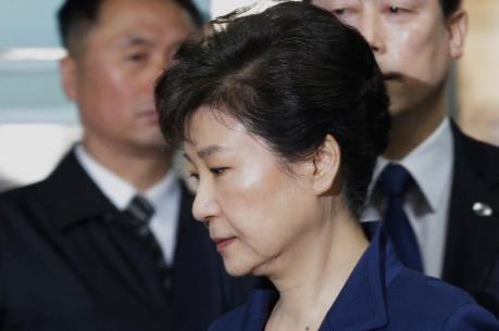 Cựu Tổng thống Pak Geun-hye bị gia hạn tạm giam