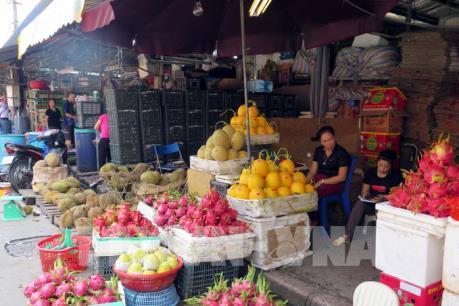 """Quyết định khởi tố vụ án """"Cưỡng đoạt tài sản"""" tại chợ Long Biên"""