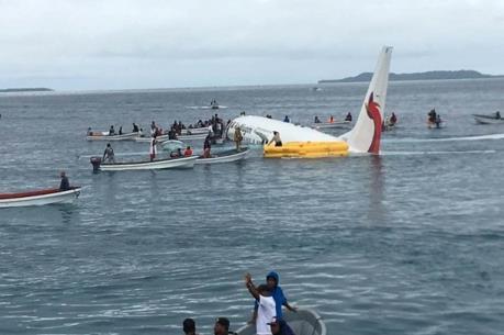 Tin mới nhất về công dân Việt Nam trên máy bay gặp nạn tại Micronesia