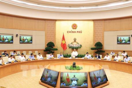 Nghị quyết phiên họp Chính phủ thường kỳ tháng 9/2018