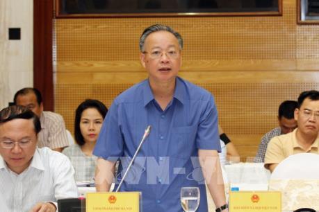 Không có vùng cấm khi xử lý vụ việc tại chợ Long Biên, Hà Nội