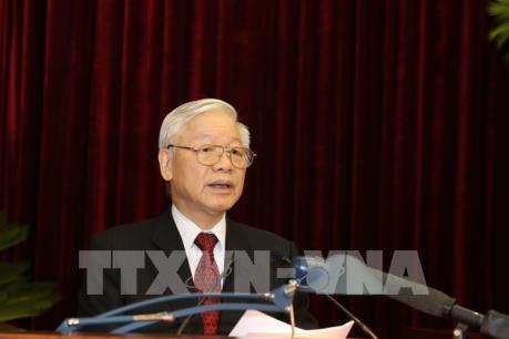 Toàn văn phát biểu của Tổng Bí thư khai mạc Hội nghị Trung ương 8, khóa XII