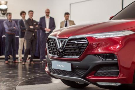 Trực tiếp sự kiện ra mắt ôtô VinFast tại Paris Motor Show 2018