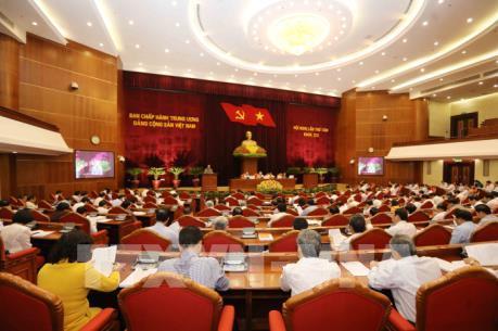 Hội nghị Trung ương 8 (khóa XII): Đề xuất các giải pháp phát triển kinh tế - xã hội
