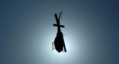 Máy bay trực thăng của Nga gặp nạn gần thủ đô Moskva