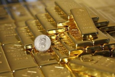 Giá vàng, bạc thế giới sụt giảm 0,1-0,2%
