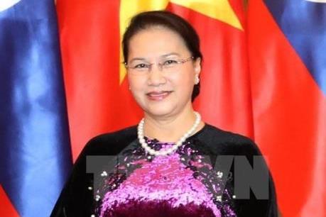 Chủ tịch Quốc hội lên đường dự Hội nghị Chủ tịch Quốc hội các nước Á Âu